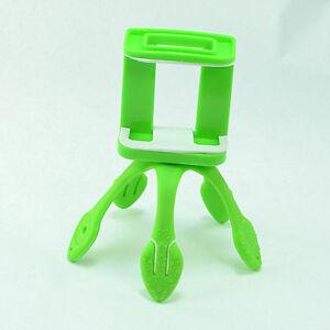 Flexible Mount Gekko Tripod For Smartphone,GoPro,Action Camera&Compact Digital 3