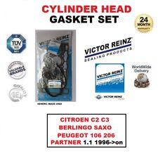 Set Joint de culasse pour Citroën berlingo c2 c3 saxo peugeot 106 206 partner