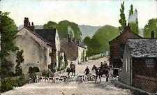 Wentbridge near Pontefract. Badsworth Foxhounds by Oswald Holmes, Pontefract.