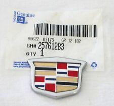 2004 - 2009 CADILLAC SRX REAR CREST EMBLEM 25761283 NEW