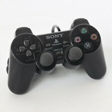 PS2 DUAL SHOCK 2 Analog Controller Black SCPH-10010 Playstation China C