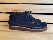 Yuketen Men Shoes Suede Boots Made In USA Sz.10.5 E