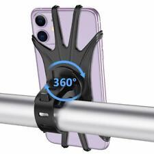 Handyhalterung Fahrrad Silikon 360° Handy Lenker Halter Bike Motorrad Smartphone