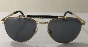 STING Gold aviator SUNGLASSES 4109 New Stock Never worn 100% AUTHENTIC