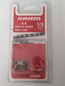 Sram Quick Chain Link, 1/3 Speed, Set Of 2pcs
