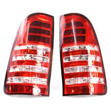 EAGLE EYES LED RED CLEAR LEN TAIL LIGHT LAMP TOYOTA HILUX VIGO MK6 SR5 04-16 FIT