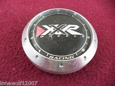 XXR Wheels Silver Custom Wheel Center Cap (1 CAP)