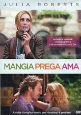 Dvd MANGIA PREGA AMA  - (2010) *** Julia Roberts *** ......NUOVO