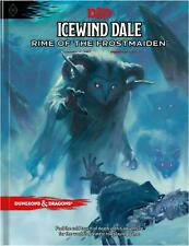 Dungeons & Dragons Icewind Dale Rime of The Frostmaiden