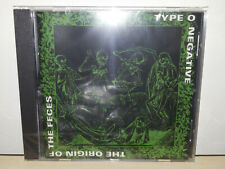 TYPE O NEGATIVE - THE ORIGIN OF THE FECES - CD