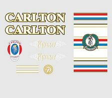 Carlton Corsa Bicycle Decals, Transfers, Stickers n.4