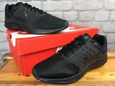 Nike Hombre Uk 10 EUR 45 Downshifter 7 Negro Zapatillas Correr Gimnasia Entreno J
