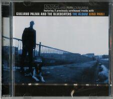 GIULIANO PALMA AND THE BLUEBEATERS : CD - THE ALBUM GINO PAOLI - NEU