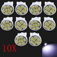 10x Led Canbus Error Free T10 168 194 W5W 5 SMD Car Side Wedge White light Bulb