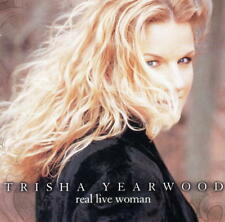 Real Live Woman by Trisha Yearwood (CD, Mar-2000, MCA Nashville)