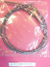 Shimano Dura Ace 7400 Brake cableset - bicycle / NOS