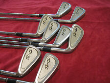 SNAKE EYES TC-01 IRONS 3-PW GOLF CLUBS