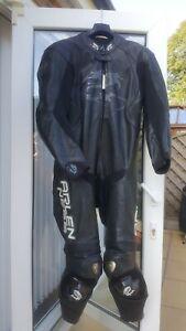 Arlen ness leather suit 1 piece size 46