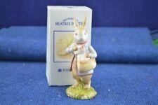 Royal Albert Beatrix Potter Peter With Postbag