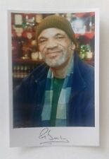 """ONLY FOOLS AND HORSES - Actor Paul Barber Autograph Reproduction 6""""X4"""" Glossy"""