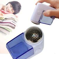 Electric Fluff Lint Remover Shaver Clothes Fuzz Fabric Shaving Device Pop New ZH