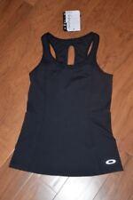 Women's Oakley Athletic Top Medium Black NWT