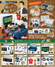 Re-ment Miniature Petit Sample Series Men's Room 700yen rement full set of 8