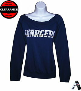 Nfl Womens Apparel / L.A. Chargers Ladies Game-Day Nfl Team TOP, nwt, MEDIUM