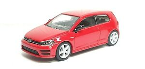 Kyosho 1/64 VOLKSWAGEN GOLF R RED diecast car model