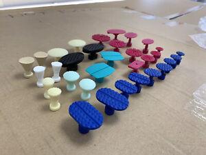 Paintless dent repair Glue Pulling Dent Repair Tabs Dent Tools
