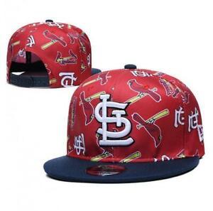 New Embroidered MLB Team Baseball Cap Flat Brim Sun Hat Outdoor Sports Unisex