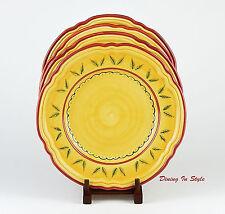 Set of 2 Dinner Plates, MINT & SUPERB! Portfolio OtO (Ocean to Ocean), POT5