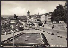 AA4046 Ascoli Piceno - Città - Viale Alcide de Gasperi - Cartolina postale