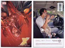 X-23 TARGET X (2007) #3 LAURA KINNEY X-MEN WOLVERINE KINGPIN DAREDEVIL MARVEL