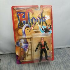 Hook Swashbuckling Peter Pan Action Figure Mattel 1991