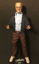 1/6 Scale Hot toys Stan Lee Loose No Box
