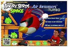 Air Swimmers 1350 Angry Birds Space Extreme Turbo Includes Free King Pig Balloon