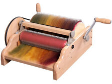 Ashford Extra Wide Drum Carder, 72 Ppi Prepare Fibers to Spin or Felt.