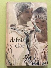"""""""Dafnis y Cloe"""" - Longo - Libro - Klassiker - tolle Edition auf Spanisch - TOP!"""