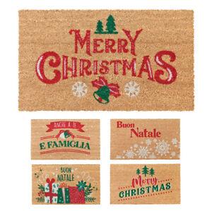 Fußmatte Kokosnuss Weihnachtlich 40x70 Anschluss Außen Anti-rutsch Dekorationen