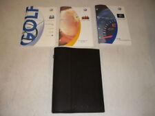 Golf Paper Car Owner & Operator Manuals