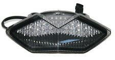 Feu arrière fumé clignotant intégré tail light kawasaki zx1000 sx 2010 2011 2012