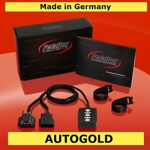 VW GOLF VII 7 1.6 TDI 2.0 TDI PEDALBOX Centralina Aggiuntiva Acceleratore Modulo