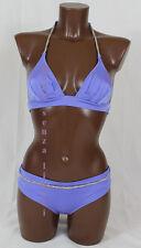 calzedonia XS015 costume bikini mare donna piscina triangolo lilla 1 XS 65 80 30