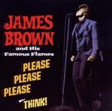 Please Please Please/Think! James Brown CD