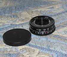 LENTE SOVIETICO RUSSO INDUSTAR - 69 2.8/28 Wide Angle M39 Belomo