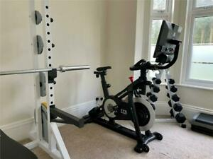 NordicTrack S22i Studio Cycle: 396 1 Yr iFIT Included:Peloton Beater:Hardly used