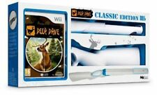 Wii Game Deer Drive Classic Edition  Hunting Gun & Game - Brand New