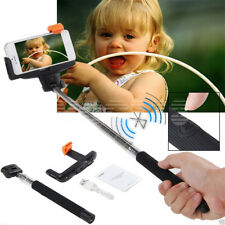 Extendable Handheld Bluetooth Selfie Stick Monopod For iPhone 4,4S,5,5S,6,6+