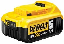 Batteries et chargeurs électriques DEWALT pour le bricolage 18V